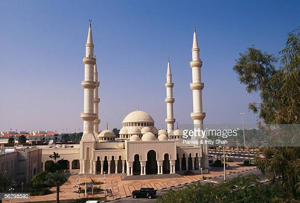 Artistic Mosque in Arab Country