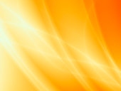 This picture shows a orange summer sun card with an abstract design.  The abstract design depicts lots of warm orange tones that range from dark to light going from right to left.  The far right side