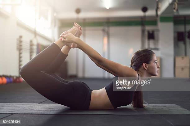 Artistic yoga