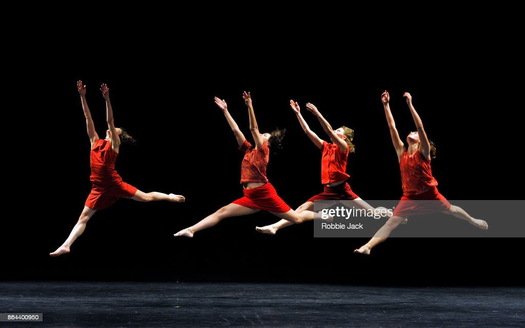 Lyon Ballet's Production Of Maguy Marin's Trois Grandes Fugues At Sadler's Wells