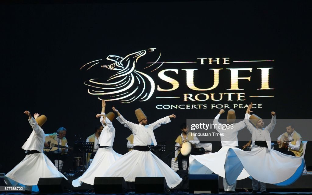 Bollywood Singer A R Rahman Performs At The Sufi Route Concert In Delhi