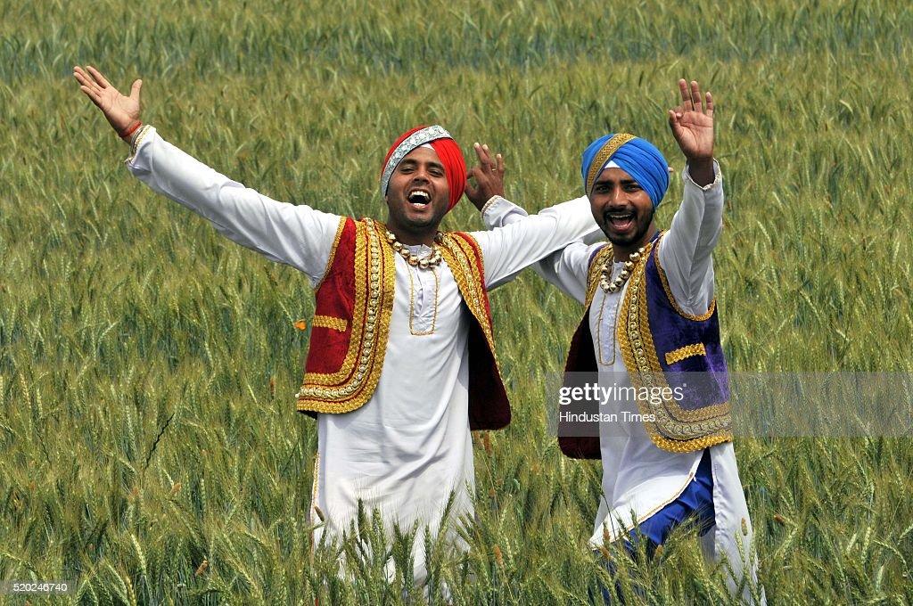 Short Paragraph on Baisakhi Festival (Punjabi New Year)