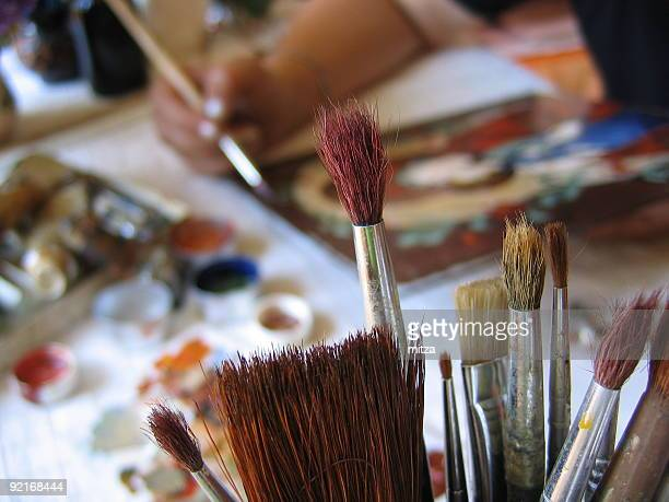 Artist's Studio (I)