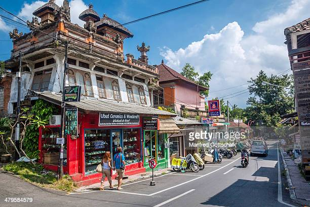 Arts and Crafts shops Ubud