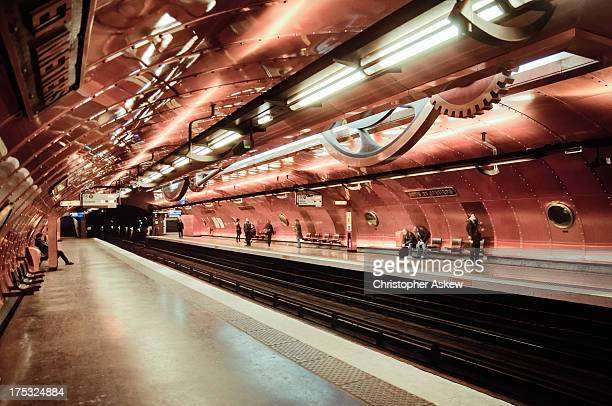 CONTENT] Arts et Metiers is a station of the Paris Metro serving Line 3 and Line 11 It takes its name from the Musee des Arts et Metiers which is...
