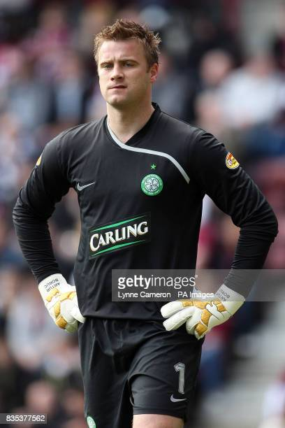 Artur Boruc Celtic goalkeeper