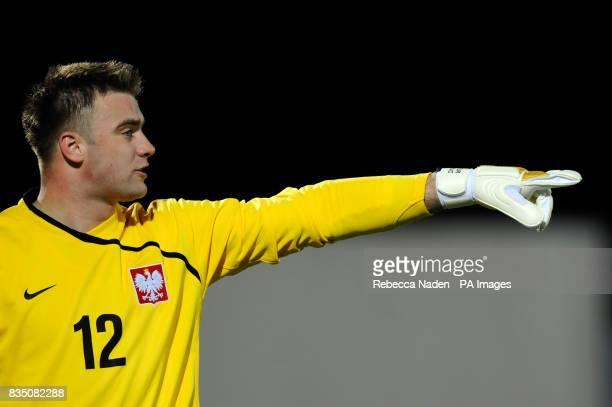 Artur Boruc Poland goalkeeper