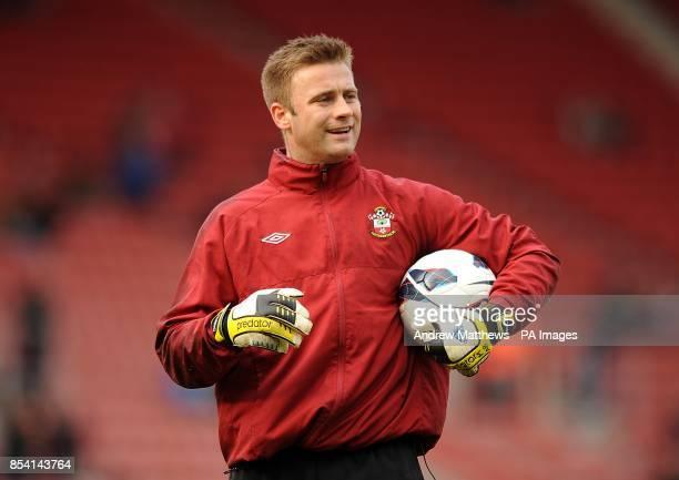 Artur Boruc Southampton goalkeeper