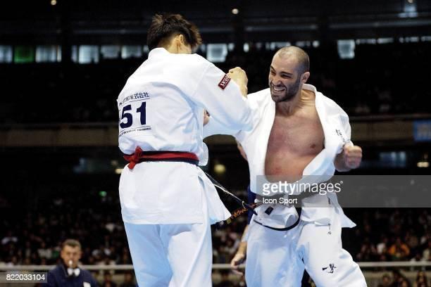 Artur HOVHANNISIAN 9eme World Open karate Tournament Tokyo