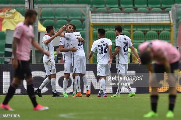 US Citta di Palermo v Cagliari Calcio - Serie A : News Photo