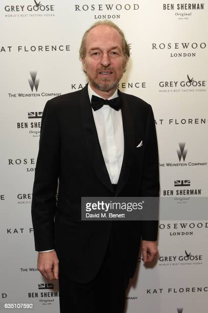 Arturo Artom attends as The Weinstein Company Entertainment Film Distributors and STUDIOCANAL celebrate the 2017 BAFTA after party in partnership...