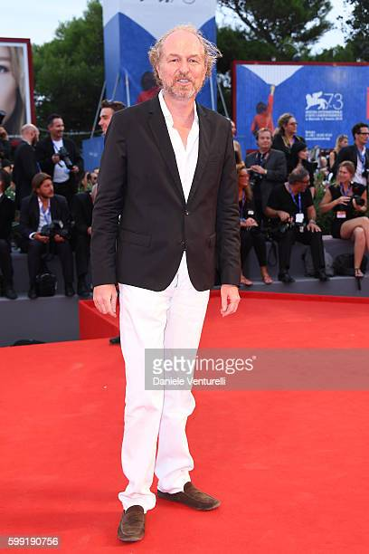Arturo Artom attends the premiere of 'Hacksaw Ridge' during the 73rd Venice Film Festival at Sala Grande on September 4 2016 in Venice Italy