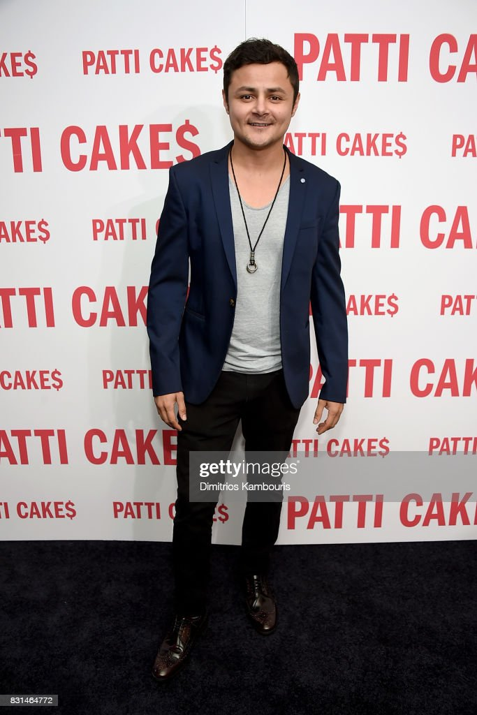 Arturo Castro attends the 'Patti Cake$' New York Premiere at The Metrograph on August 14, 2017 in New York City.