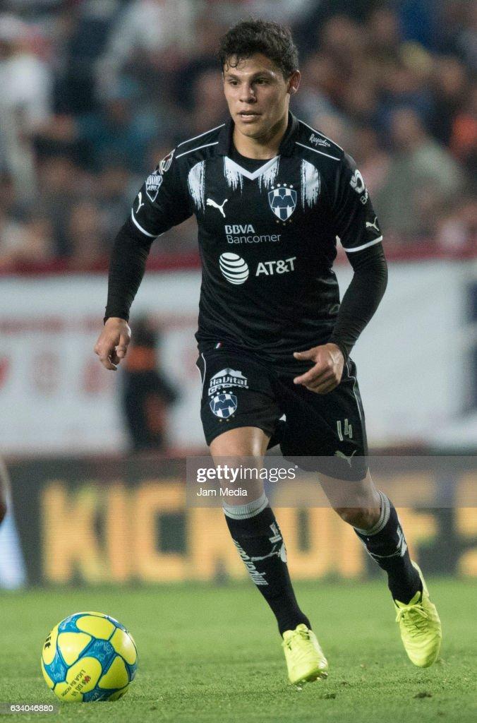 Necaxa v Monterrey - Torneo Clausura 2017 Liga MX