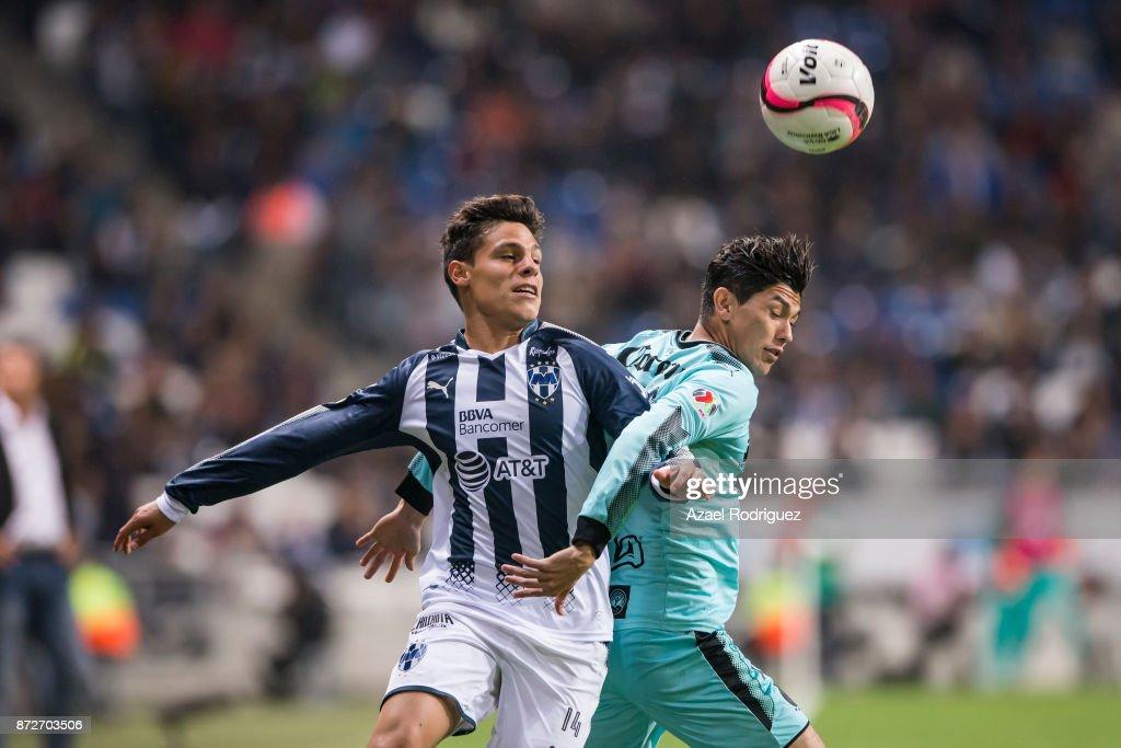 Monterrey v Santos Laguna - Torneo Apertura 2017 Liga MX