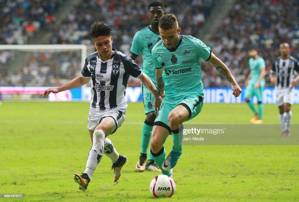 Monterrey v Santos Laguna - Copa MX Apertura 2017