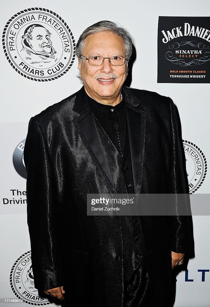 <a gi-track='captionPersonalityLinkClicked' href=/galleries/search?phrase=Arturo+Sandoval+-+Musician&family=editorial&specificpeople=228099 ng-click='$event.stopPropagation()'>Arturo Sandoval</a> attends The Friars Foundation 2013 Applause Award Gala honoring Don Rickles at The Waldorf Astoria on June 24, 2013 in New York City.