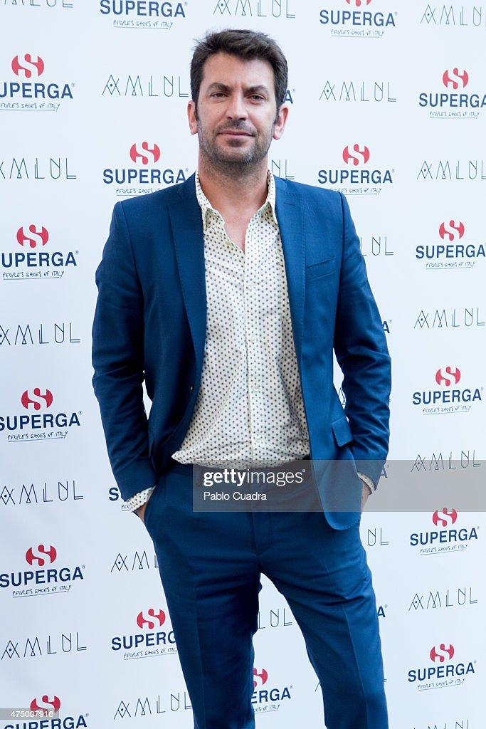 Celebrities Attend 'Superga' New Collection Presentation