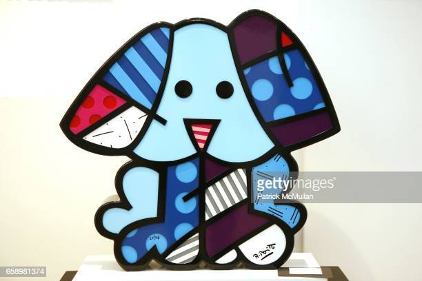 Artwork at OPERA GALLERY New York will host an exclusive preview of beautiful works by DINA POLDOSKY ROMERO BRITTO at Opera Gallery on April 2 2009...