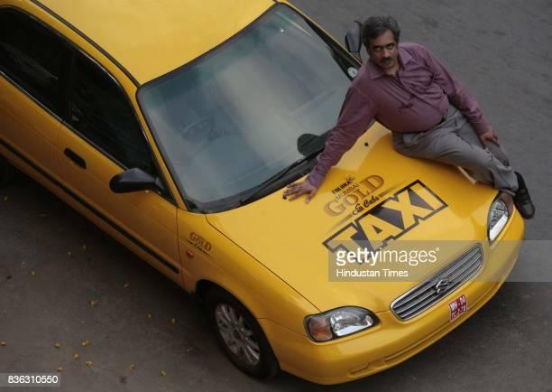 Arun Sabnis CEO Gold Cabs Taxi