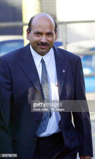 Arvind Kacchia a local councillor and deputy mayor of Daventry leaves Coventry Crown Court The court heard that Kacchia fondled a woman in a Jacuzzi...