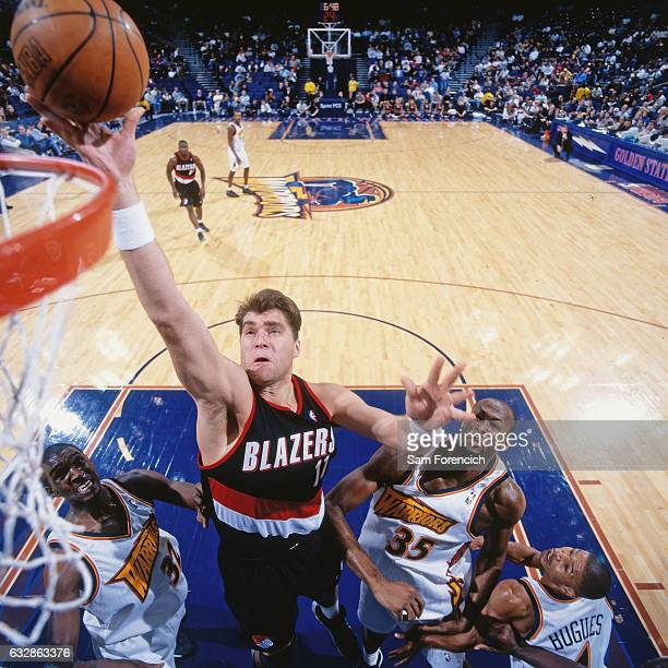 Portland Trail Blazers Roster 2011: Arvydas Sabonis Stock Photos And Pictures