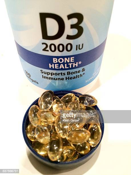 As a Dietary Supplement Vitamin D is an essential nutrient that is thought to work with Calcium to help develop strong bones teeth maintain a healthy...