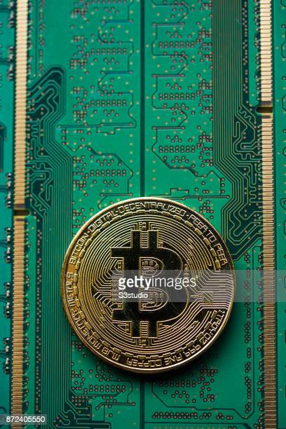 As a visual representation of the digital Cryptocurrency Bitcoin on November 9 2017 in Hong Kong Hong Kong Cryptocurrencies Bitcoin have seen...