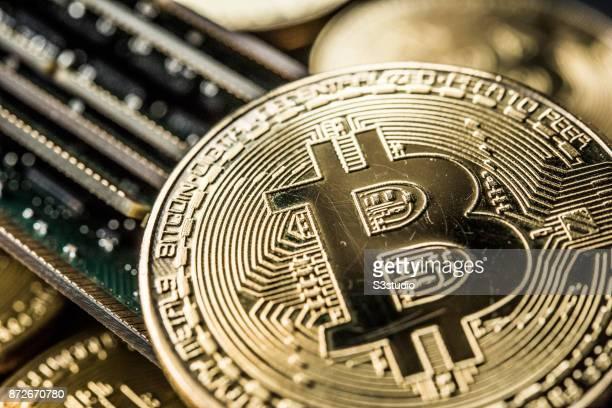 As a visual representation of the digital Cryptocurrency Bitcoin on November 9 2017 in Hong Kong Hong Kong Cryptocurrencies Bitcoin have seen...
