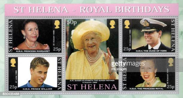As Britain prepares to celebrate The Queen Mother's 100th Birthday the island of St Helena a British Overseas Territory situated in the South...