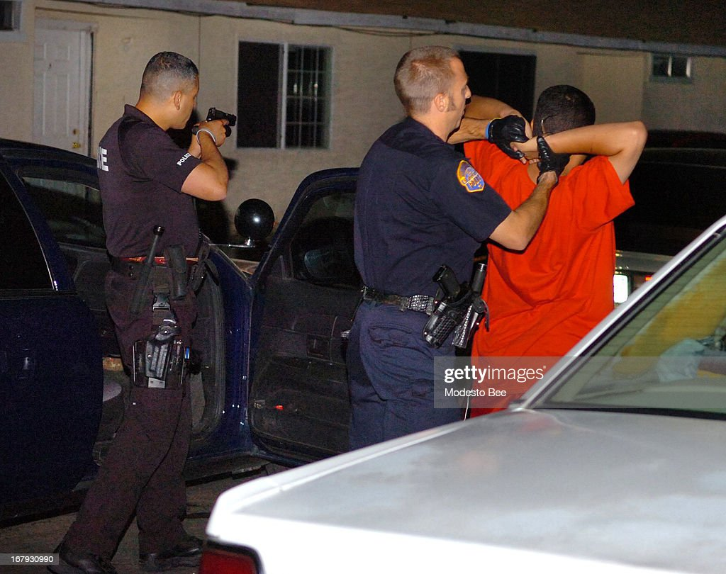 As Modesto police attempted a traffic stop on the night of June 10 the car pulled deep into an area known for gang activity on Roselawn Ave in west...