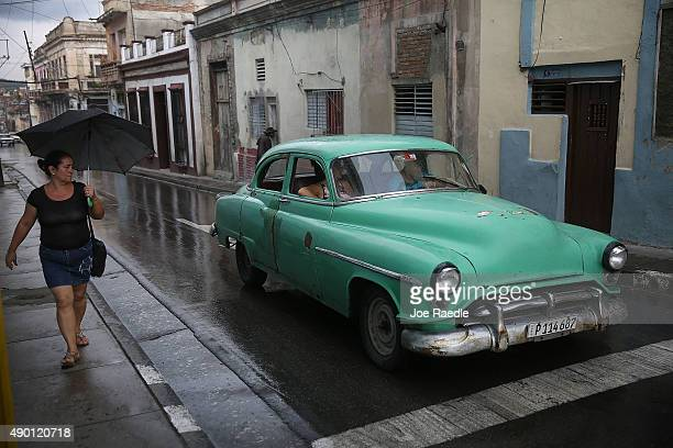 As Pope Francis continues his 10 day trip through the United States after a four day stop in Cuba life gets back to the normal routine in the streets...