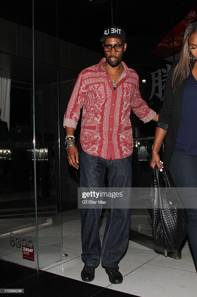 <a gi-track='captionPersonalityLinkClicked' href=/galleries/search?phrase=RZA&family=editorial&specificpeople=220318 ng-click='$event.stopPropagation()'>RZA</a> as seen on July 2, 2013 in Los Angeles, California.