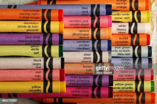 TORONTO ON MARCH 29 as the Friday is National Crayon Day and Crayola says it will mark the occasion by retiring one of its colours from its 24pack in...