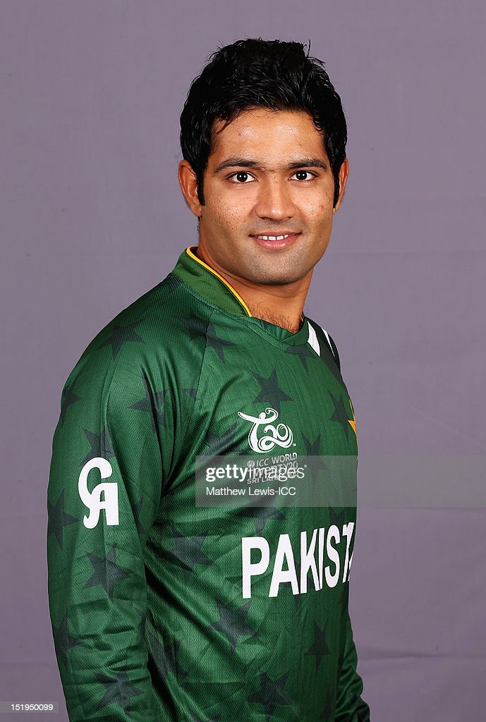 <a gi-track='captionPersonalityLinkClicked' href=/galleries/search?phrase=Asad+Shafiq&family=editorial&specificpeople=7061328 ng-click='$event.stopPropagation()'>Asad Shafiq</a> of Pakistan pictured during a Pakistan Portrait Session ahead of the ICC T20 World Cup at the Cinnamon Grand Hotel on September 13, 2012 in Colombo, Sri Lanka.