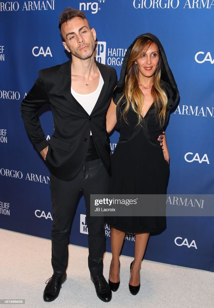 <a gi-track='captionPersonalityLinkClicked' href=/galleries/search?phrase=Asaf+Avidan&family=editorial&specificpeople=6824137 ng-click='$event.stopPropagation()'>Asaf Avidan</a> attends the Sean Penn 3rd Annual Help Haiti Home Gala Benefiting J/P HRO Presented By Giorgio Armani at Montage Beverly Hills on January 11, 2014 in Beverly Hills, California.