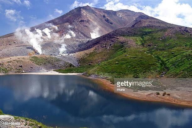 Asahi dake, peak of Hokkaido