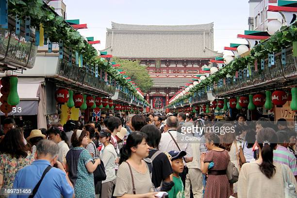 CONTENT] Asakusa is a district in Taito Tokyo Japan most famous for the Sensoji a Buddhist temple dedicated to the bodhisattva Kannon There are...