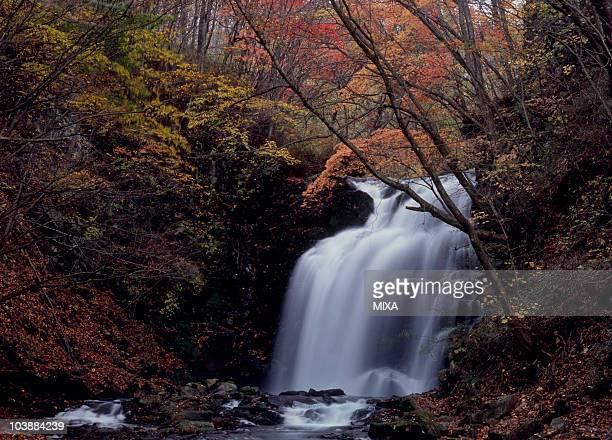 Asama Waterfall, Naganohara, Agatsuma, Gunma, Japan