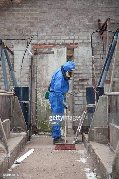 Eliminación de amianto
