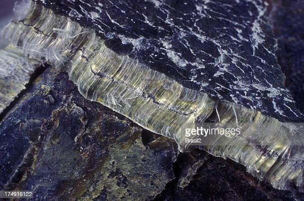 Asbestos stones