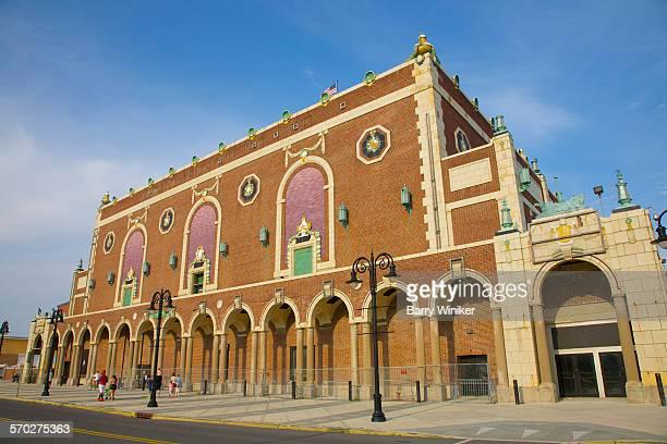 Asbury Park's Paramount Theatre, NJ