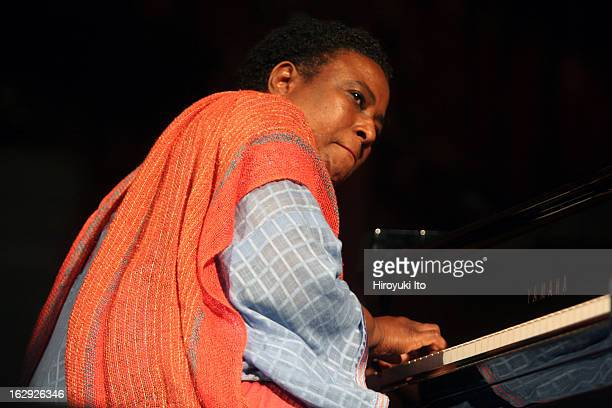 'Ascension Ceremony' dedicated to the late Alice Coltrane at the Cathedral Church of St John the Divine on Thursday night May 17 2007This imageGeri...