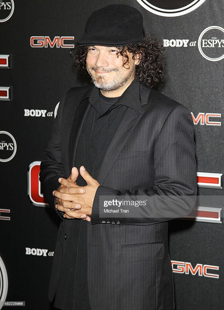 Asdru Sierra arrives at the BODY at ESPYS PreParty held at Lure on July 15 2014 in Hollywood California
