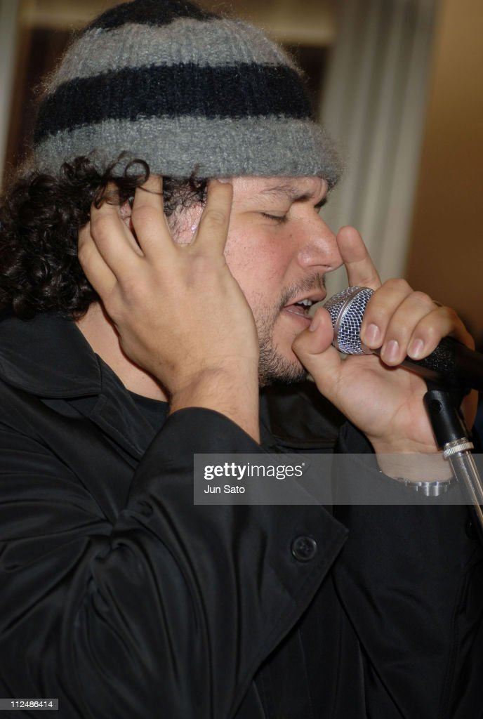 Ozomatli In-Store Performace - March 14, 2005