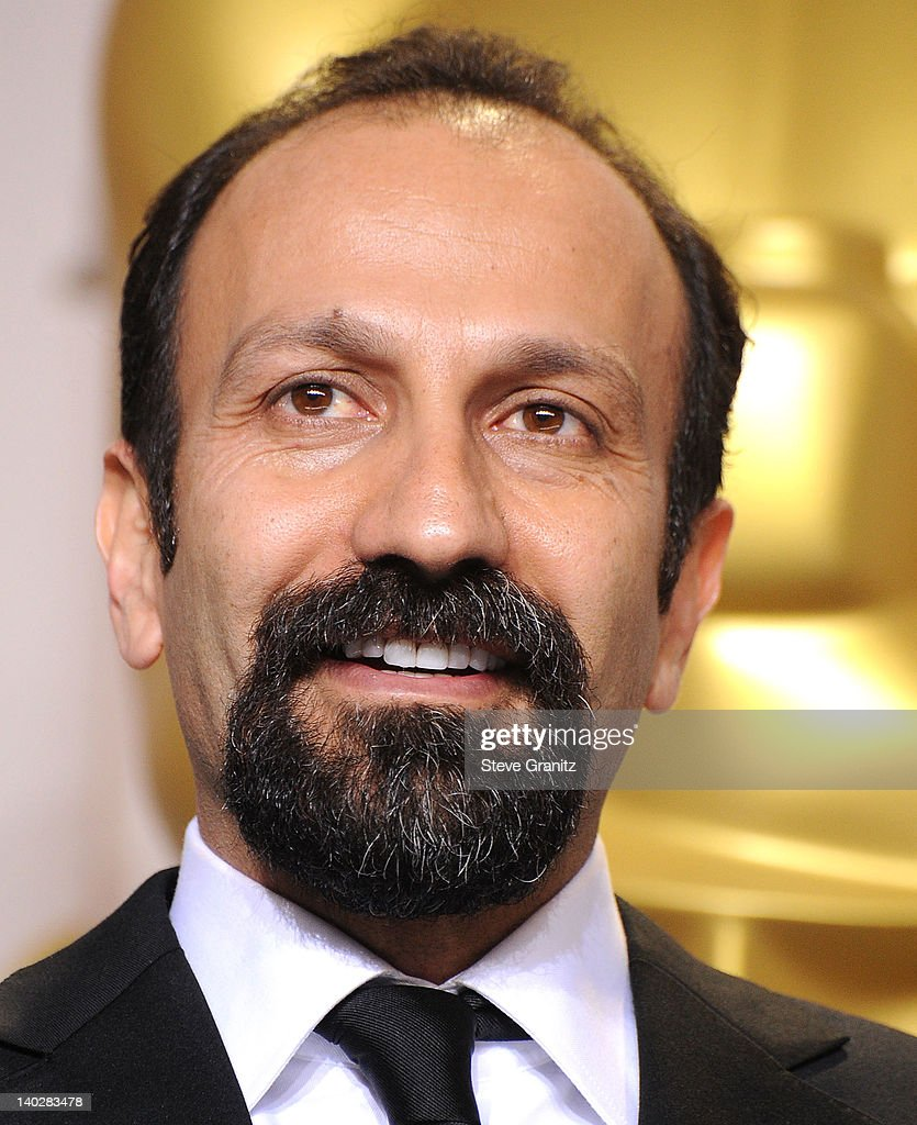 <a gi-track='captionPersonalityLinkClicked' href=/galleries/search?phrase=Asghar+Farhadi&family=editorial&specificpeople=5700577 ng-click='$event.stopPropagation()'>Asghar Farhadi</a> pose at the 84th Annual Academy Awards at Grauman's Chinese Theatre on February 26, 2012 in Hollywood, California.