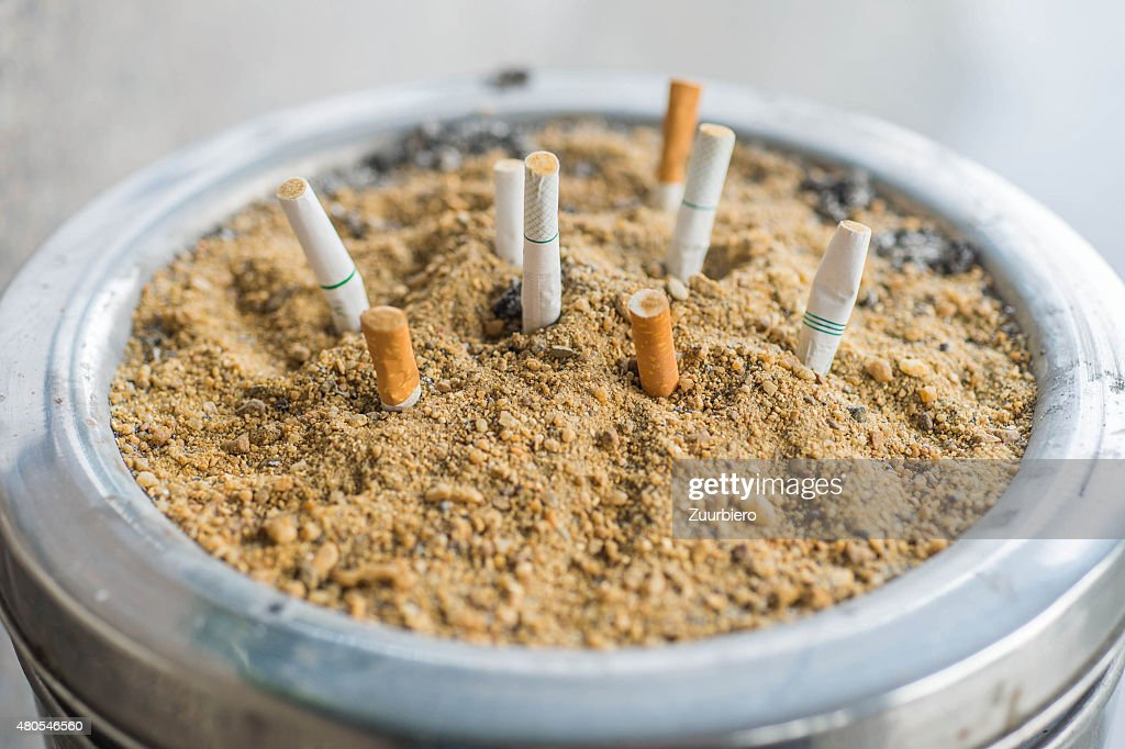 Ash Tray : Stock Photo
