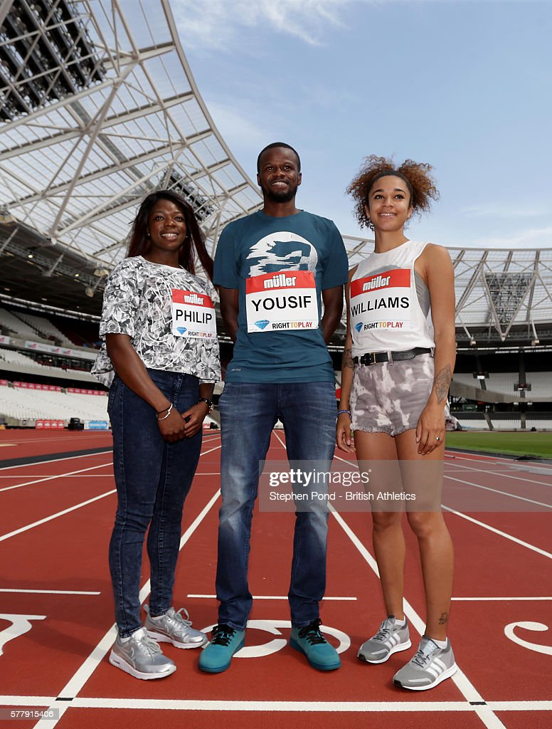 Jodie Williams anniversary games