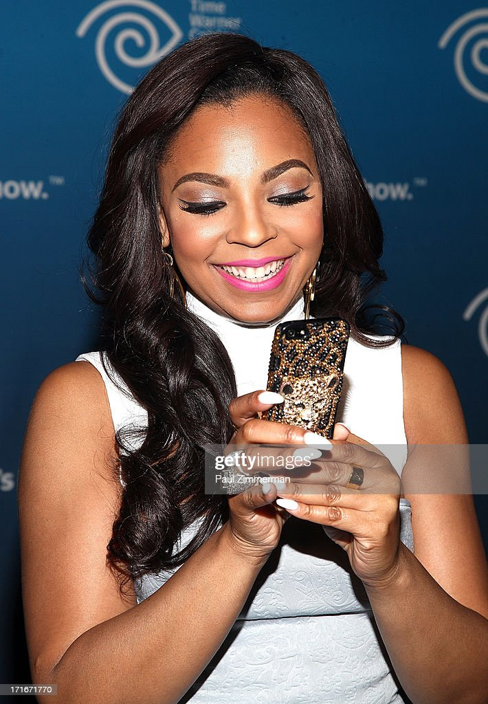 <a gi-track='captionPersonalityLinkClicked' href=/galleries/search?phrase=Ashanti&family=editorial&specificpeople=146300 ng-click='$event.stopPropagation()'>Ashanti</a> attends Time Warner Cable Media's 'View From The Top' Upfront at Jazz at Lincoln Center on June 27, 2013 in New York City.