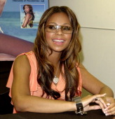 Ashanti during Ashanti Signs her New CD 'Chapter II ' at Best Buy at Best Buy in New York City New York United States